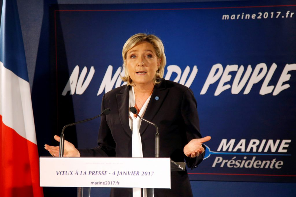 - 1487933189 marine le pen 1024x683 - Rise of populism could jeopardise Europe's economic recovery, says Moody's