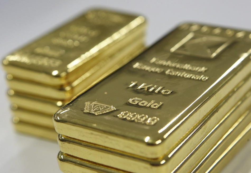 - gold ingots - Safe-haven punters return with aplomb as gold price jumps