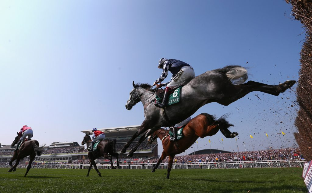- aintree 1024x636 - The Grand National: Britain's £250m punt
