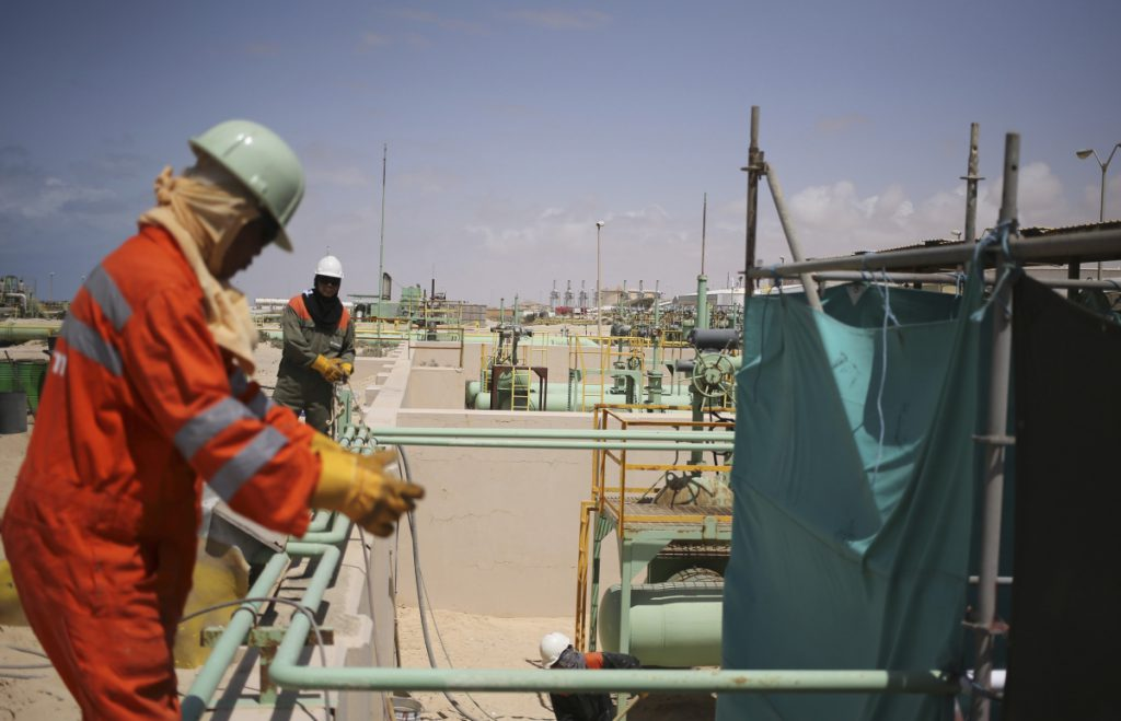 - libya oil terminal zueitina 1024x659 - Oil rally halted by uptick in Libyan production