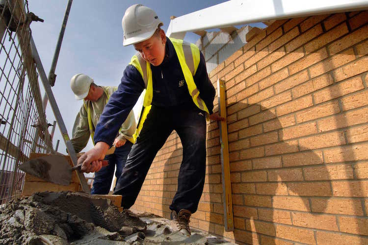 - builder housebuilding bricklayers persimmon - Persimmon trading well ahead of testing AGM