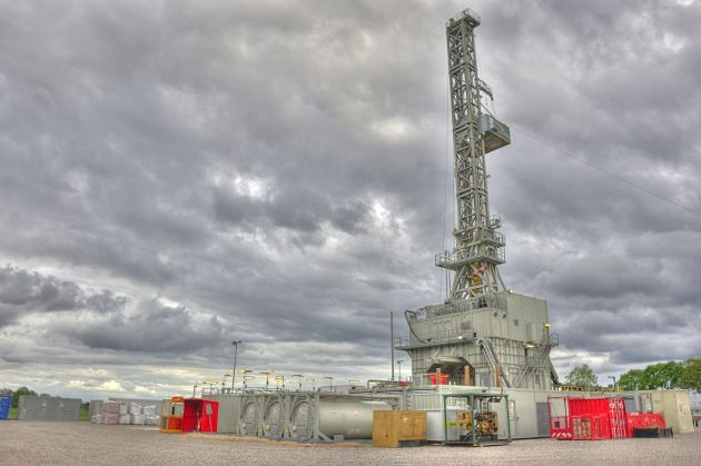 Pantheon Resources poised to frack at East Texas site