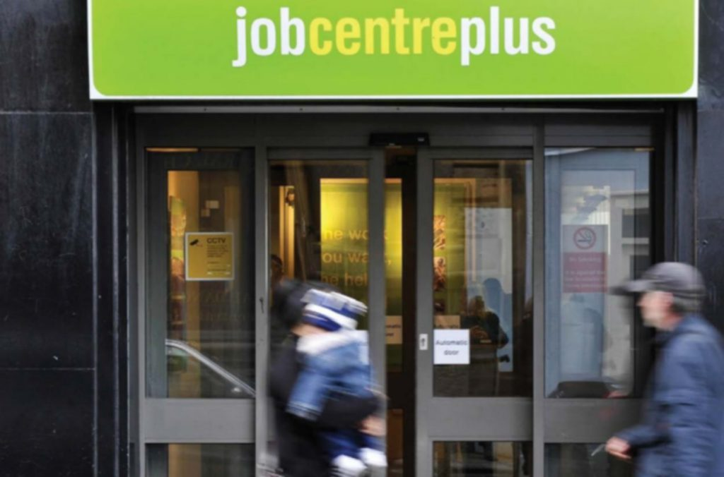 - jobcentreplus 1024x676 - UK wage growth stirs into life as unemployment rises
