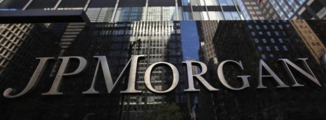 - jp morgan - US close: Banks, bond yields continue pushing higher
