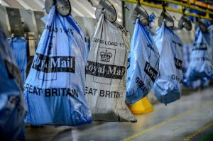 - royal mail post bag 300x199 - UK energy price cap needed 'urgently', says MPs