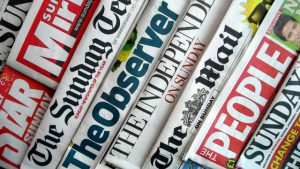 - sundaynewspapers 300x169 - Melrose works to further convince GKN shareholders