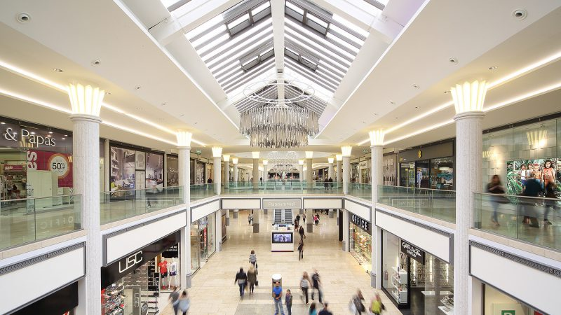 Intu Properties hails 'strong' first quarter, no mention of Hammerson deal
