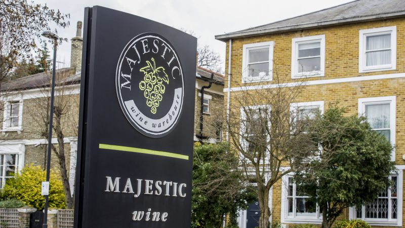 Majestic Wine earnings to be hit as it ups investment to attract new customers  - majestic fovea 01 press opt 800x450 - Majestic Wine earnings to be hit as it ups investment to attract new customers