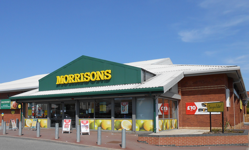 - morrison store opt - Bernstein recommends shopping for Morrisons, regardless of what 'sell-side' says