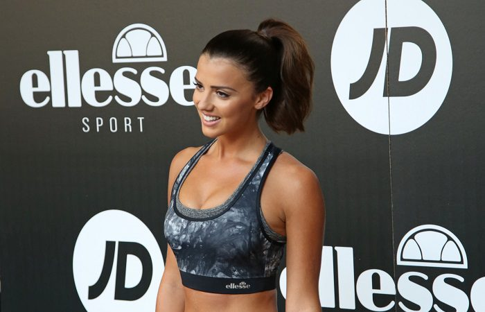 JD Sports full-year profit jumps 24% as international expansion pays off  - jd sports fashion lucky mecklenburgh ellesse 700x450 - JD Sports full-year profit jumps 24% as international expansion pays off