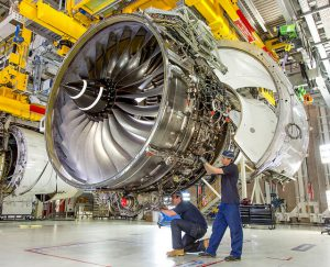 - rollsroyce jet engine 300x243 - FX round-up: Pound lifted by inflation data, dollar falls ahead of its own CPI