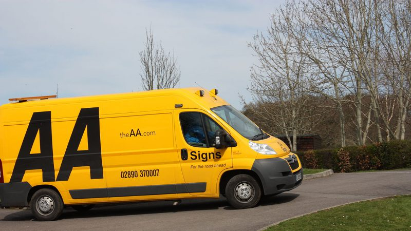 AA parks annual profit in line after troubled period