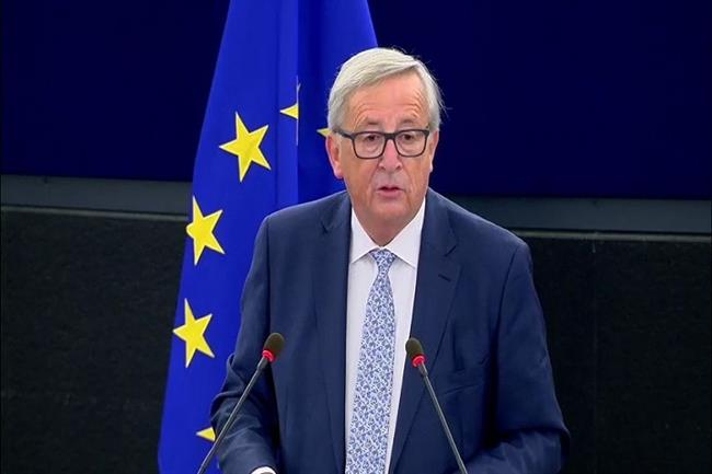 Juncker says the notion of a European 'superstate' was 'total nonsense'