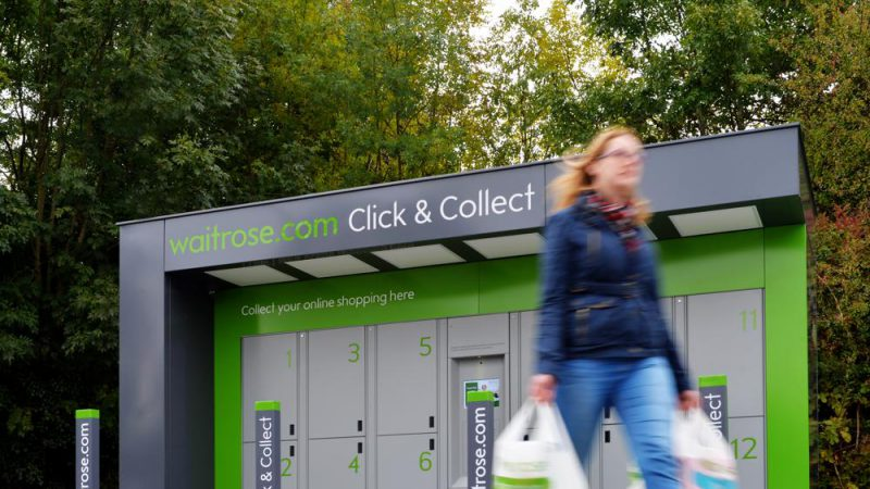 U+I offloads Waitrose site in Ringwood, retains neighbouring units  - waitrose click collect 800x450 - U+I offloads Waitrose site in Ringwood, retains neighbouring units