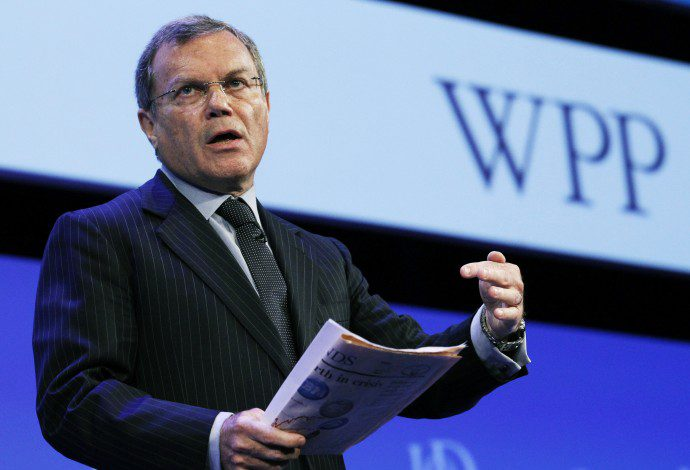 - wpp group chief executive martin sorrell 690x470 - Thursday preview: WPP, US data barrage ahead