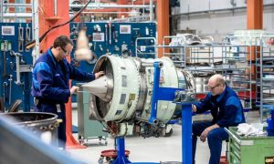 - gkn aerospace 300x180 - Pound rallies as Britain's services sector booms