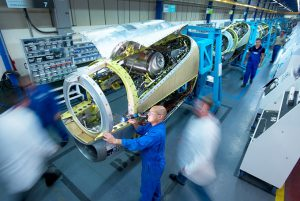 - gkn aerospace cowes 300x201 - Pound rallies as Britain's services sector booms