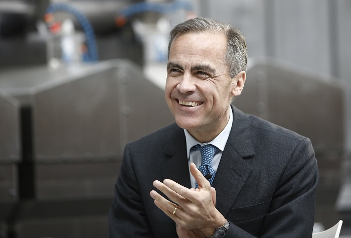 - mark carney bankofengland - London open: Stocks rise as pound falls back on Carney comments