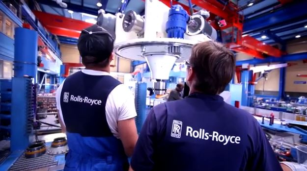 - rolls royce marine staff engineers - Rolls Royce agrees 'critical' deal to develop battery technologies