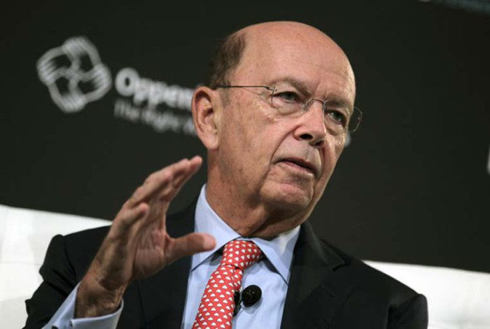 - wilbur ross 700x470 - Don't judge Trump by 'your theory about what might be his results', says commerce secretary
