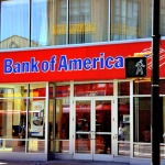 Bank of America sees quarterly earnings move ahead at record pace