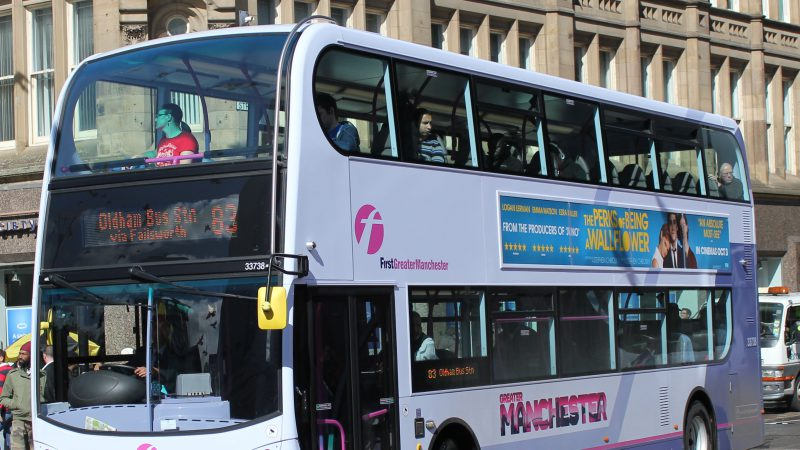 FirstGroup rejects 'opportunistic' offer from Apollo Management