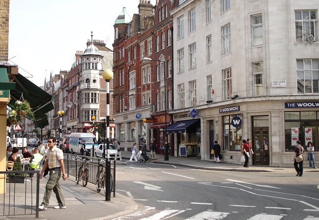High streets feeling pre-Christmas consumer squeeze – BRC Springboard