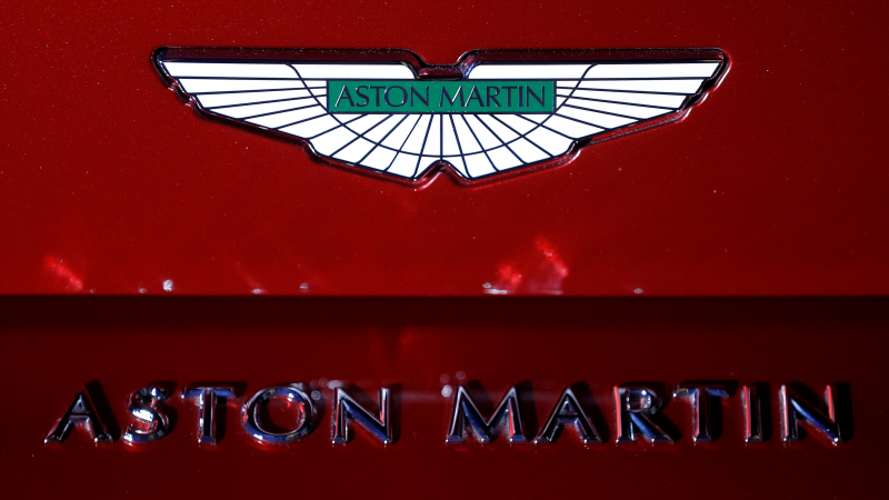 Jefferies initiates coverage on Aston Martin at 'underperform'