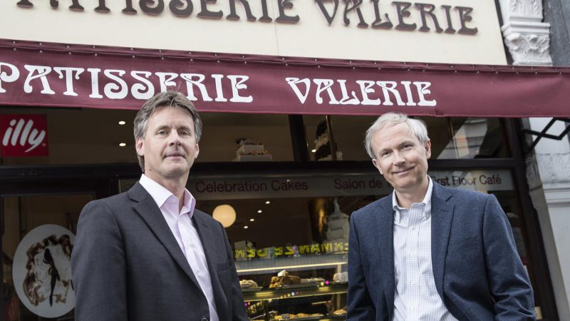 Patisserie Valerie shareholders back Luke Johnson's £15m rescue package