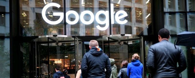 Google hit with €1.49bn fine for EU antitrust breaches